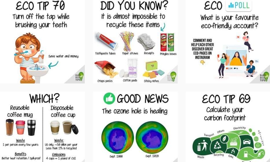 Easy Eco Tips profil
