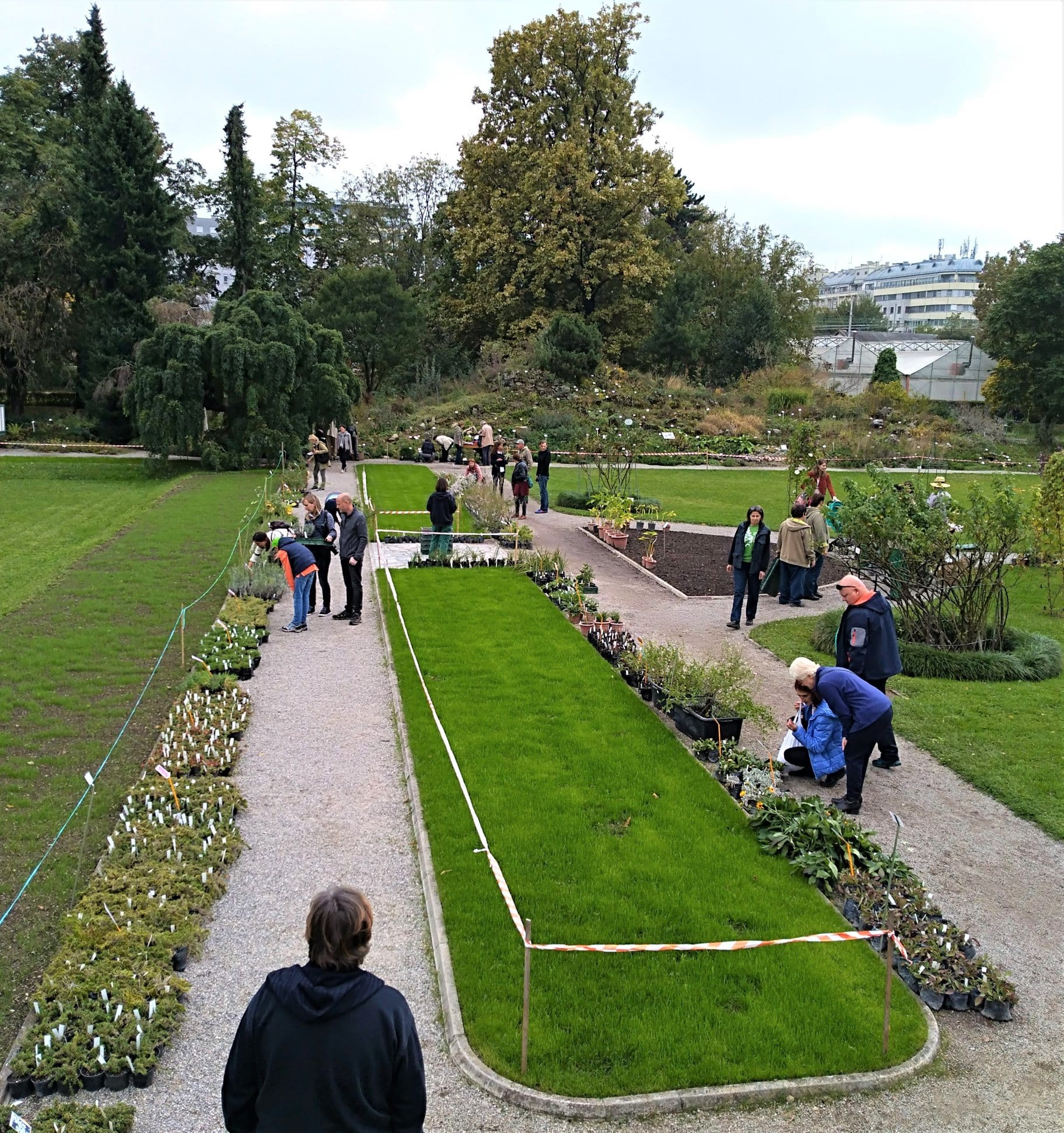 Otvoren Botanički vrt, kao i pješački most preko