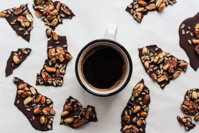 Homemade čokolada