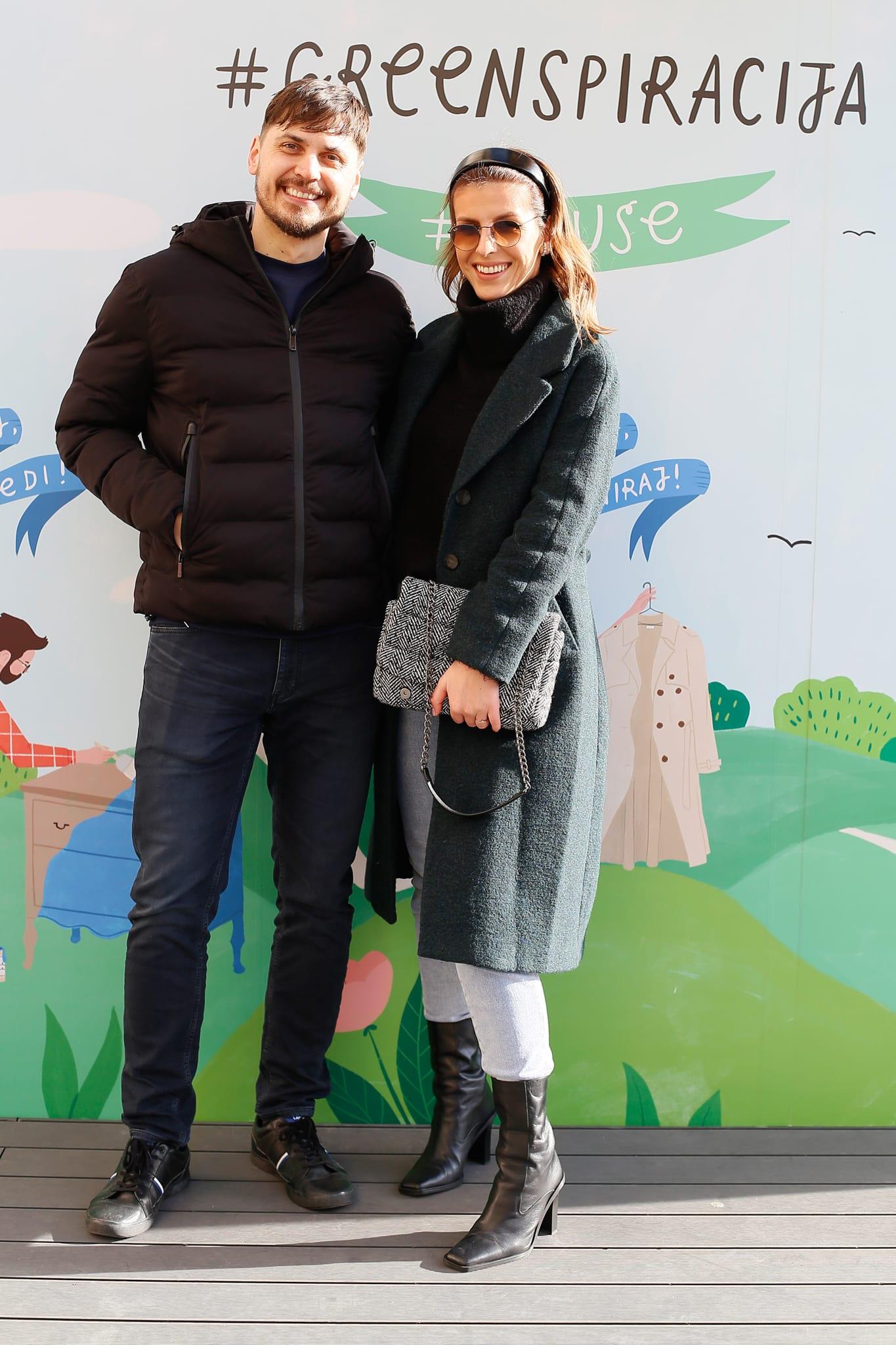 Poduzetnik Dražen Mijoč i beauty blogerica Ivana Blazoti Mijoč