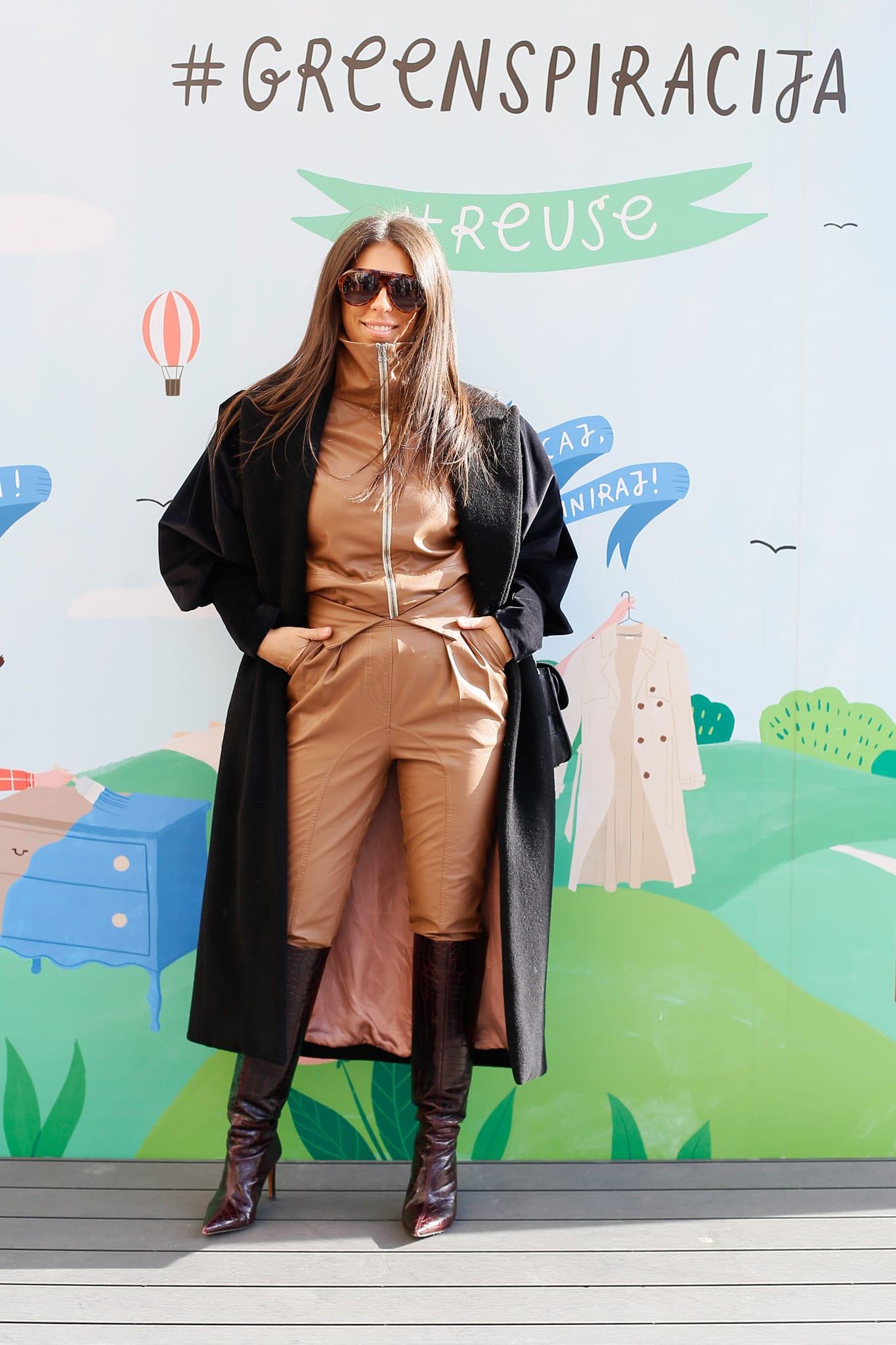 Modna dizajnerica Kristina Burja