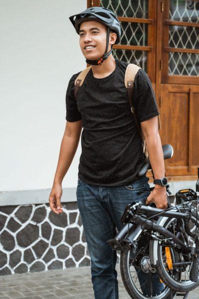 Ovaj bicikl možete nositi svuda sa sobom!