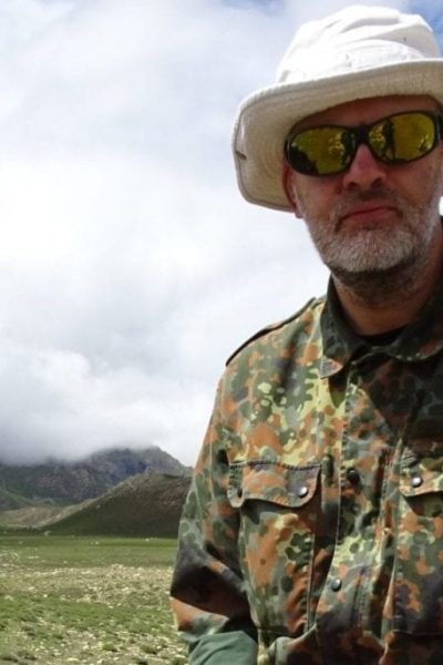 Oleg Maštruko putevima globalnog zatopljenja
