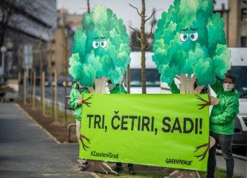 Nevio Smajić, Greenpeace #1